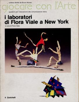 i laboratori di Flora Viale a New York - book cover